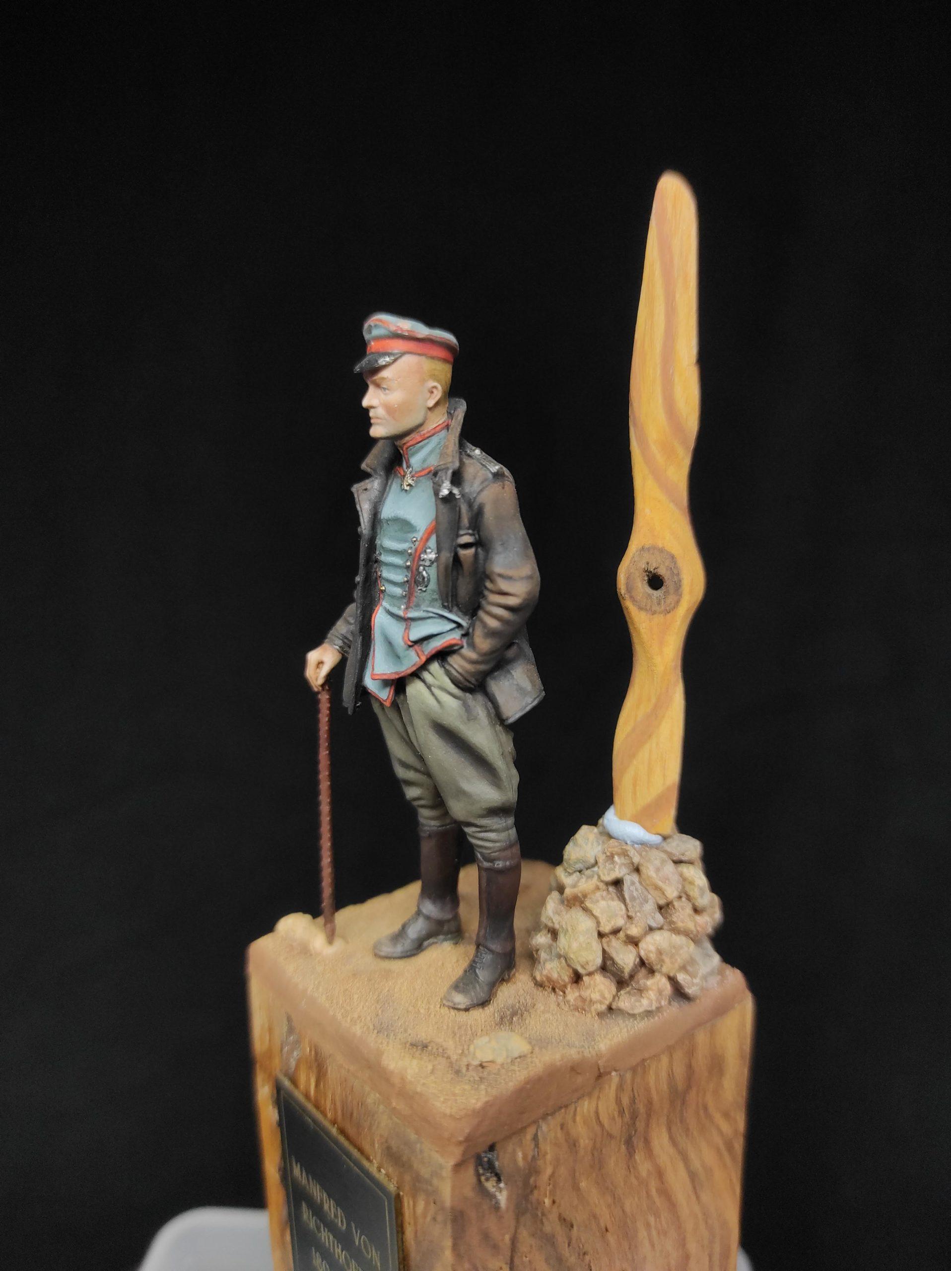 Manfred Von Richthofen 1892-1918