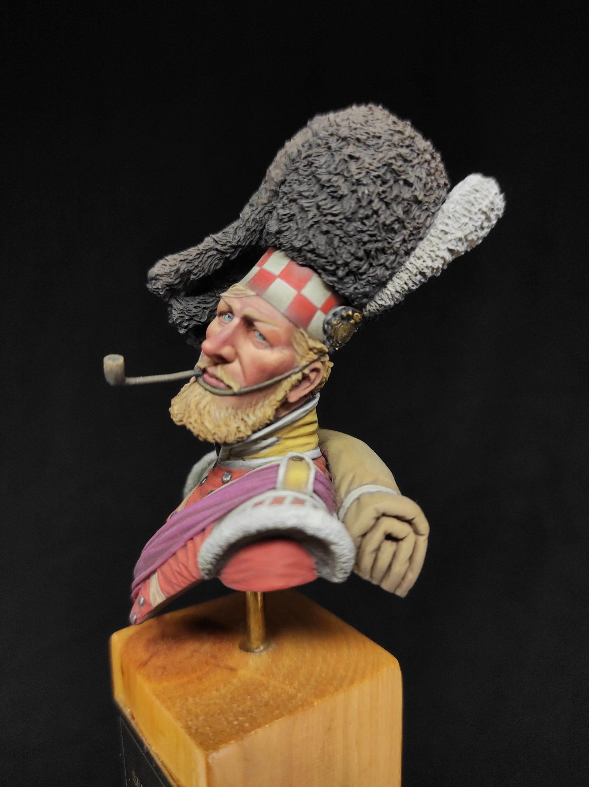 Sergeant 93rd Hihglanders Balaclava 1854
