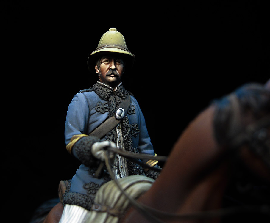 Sargento del Regimiento del Rey I, 1909