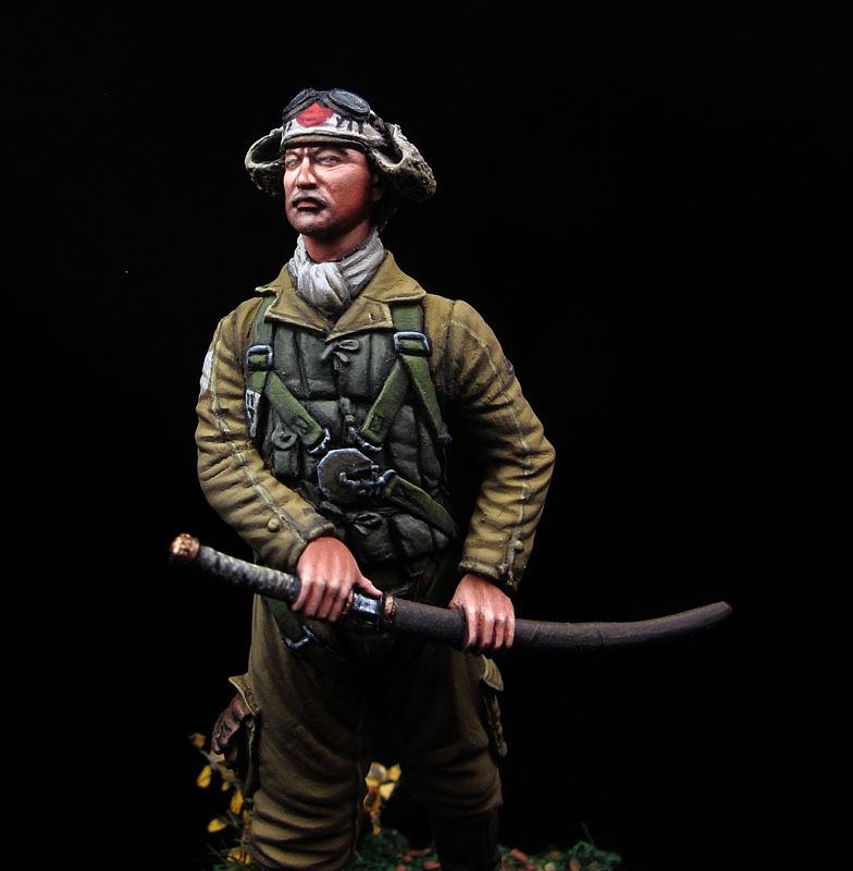 ¡¡ Banzai !! Piloto Kamikaze WWII