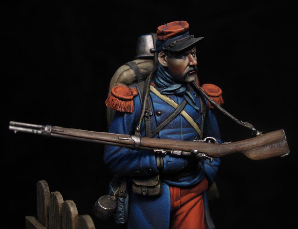 Infante Francés, 1870