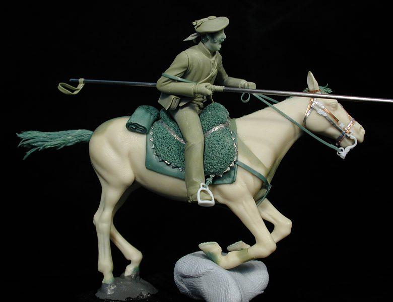 Lancero de Navarra