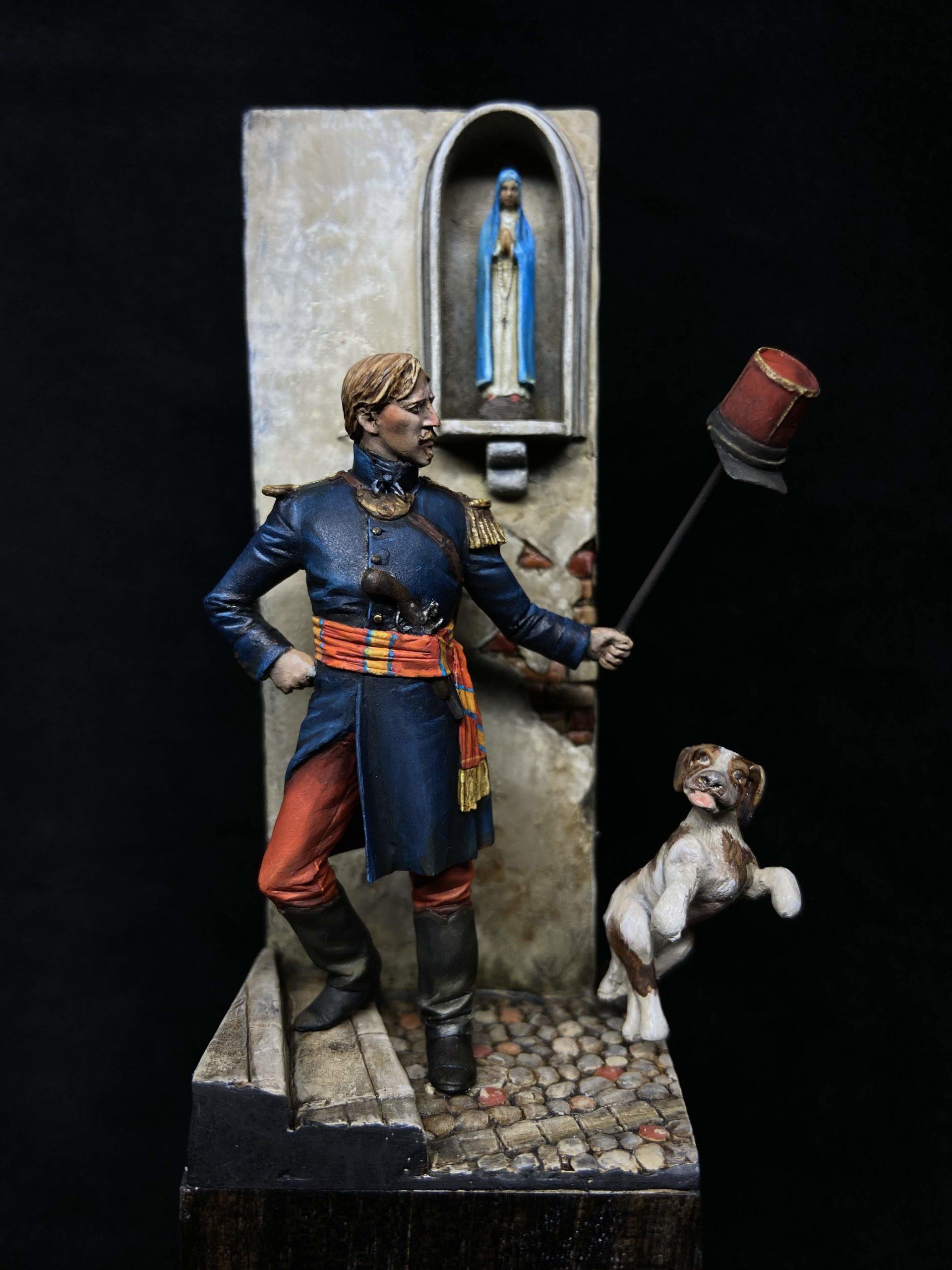 Legión Extranjera. Vitoria - 1836