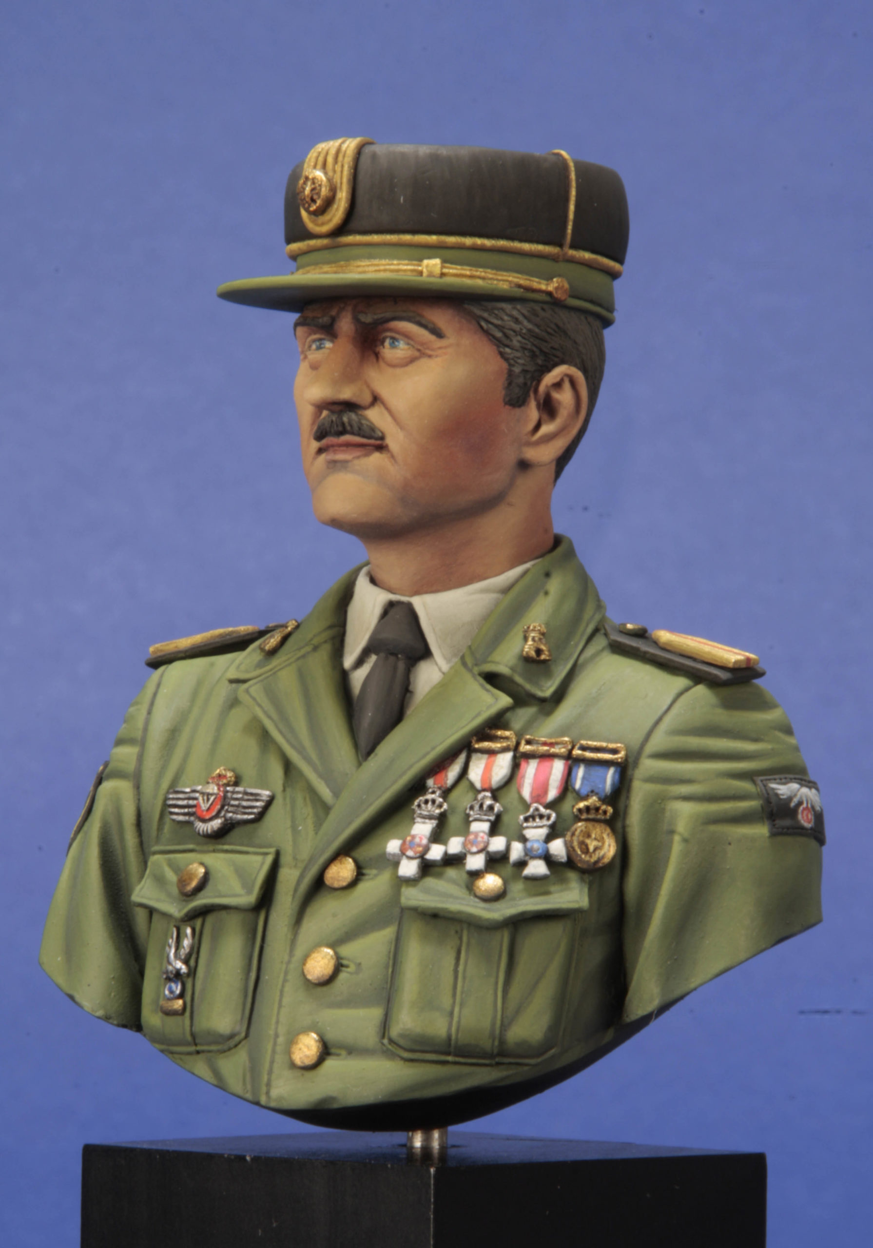 Comandante Pallás Sierra, BRIPAC