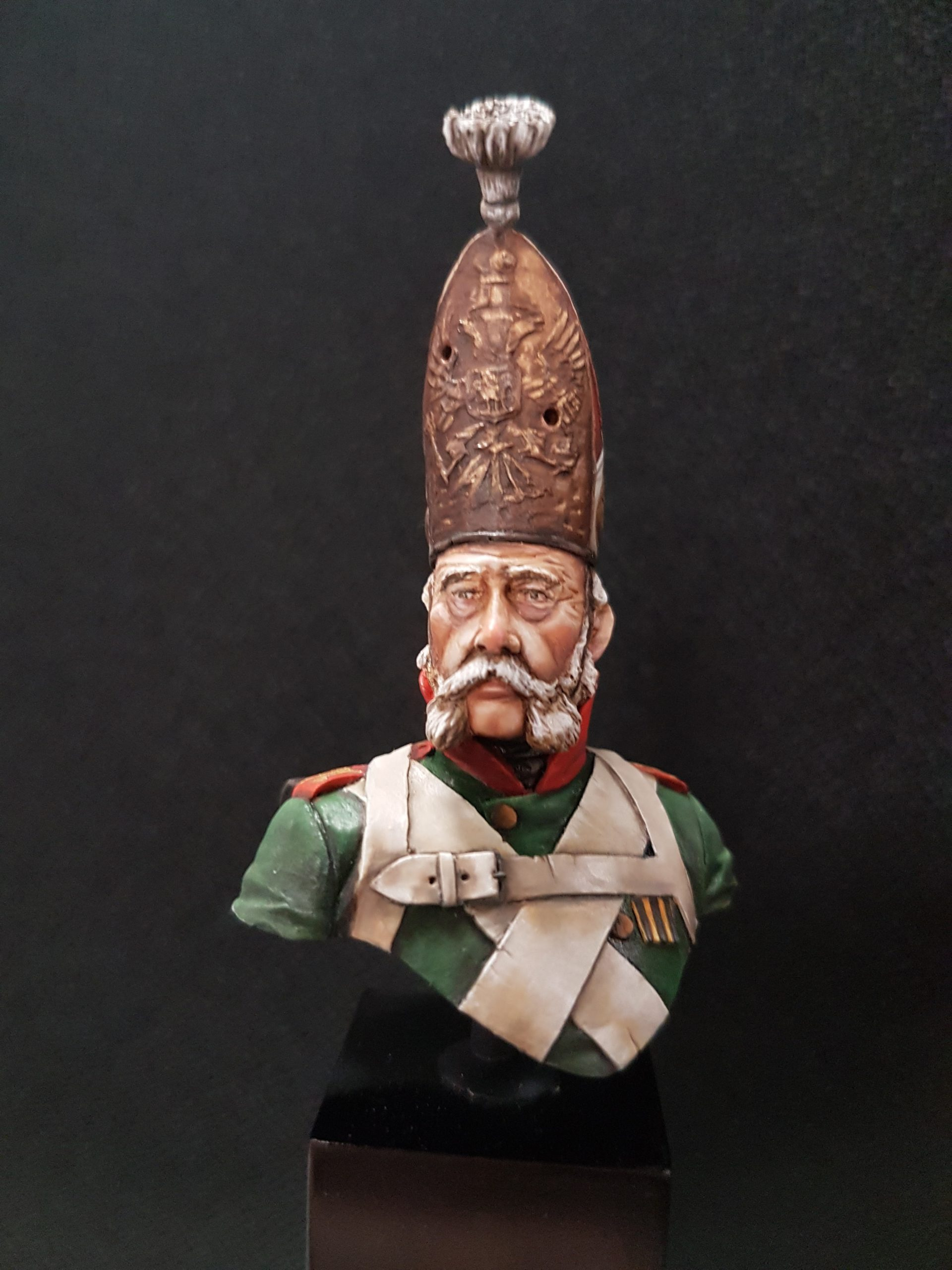 Veterano Granadero Pavlov - 1812