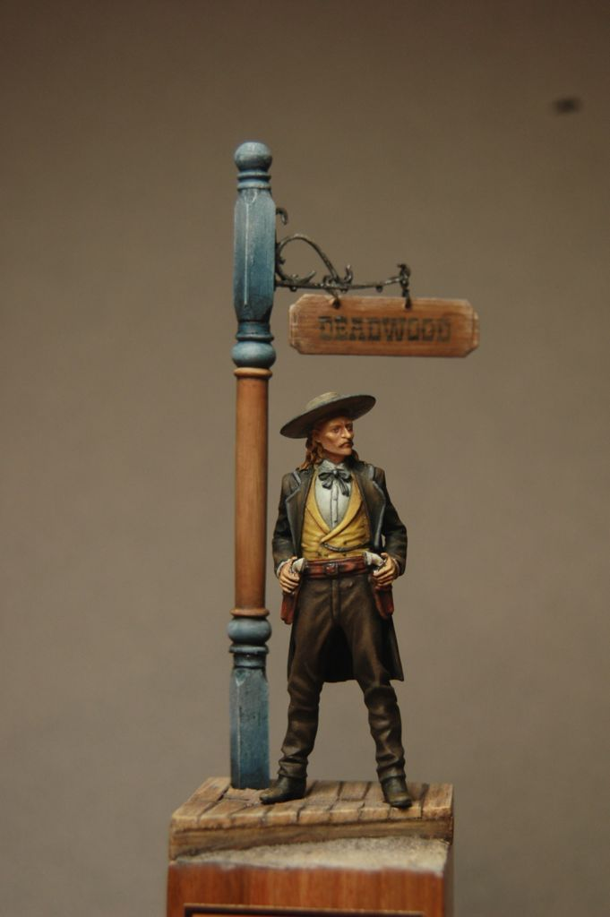 Wild Bill Hickcok - 1876