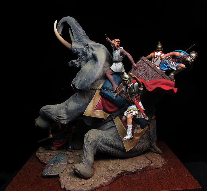 Elefante Cartaginés