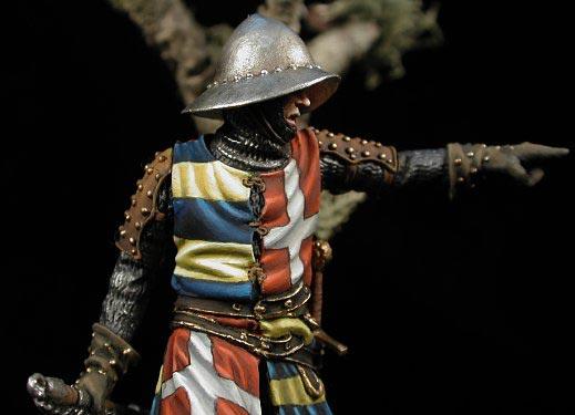 Caballero Medieval, Navarra - S.XIII