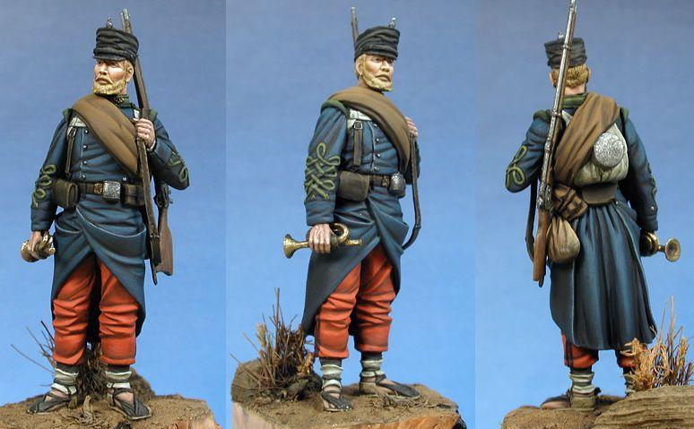 1er Rgto. Tirailleurs Algeriens, Francia 1916