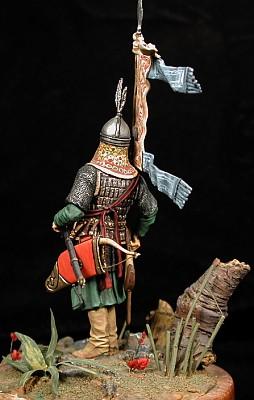 Caballero Ghulam, 1187