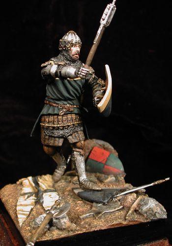 Caballero Medieval, 1327