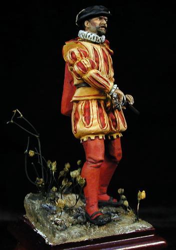 Guardia Amarilla, 1530