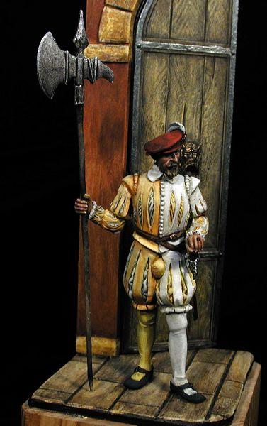 1535-alabardero Carlos I 2