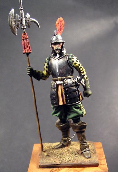 Sargento Infantería, España 1634