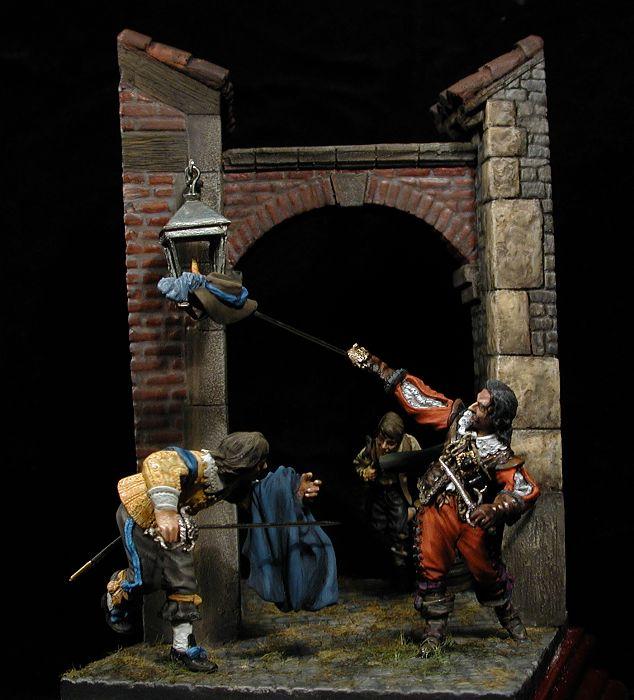 Duelo en Madrid, 1657
