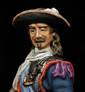 Conde di Frontenac,1688