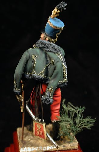Wachmeister Austriaco, 1805