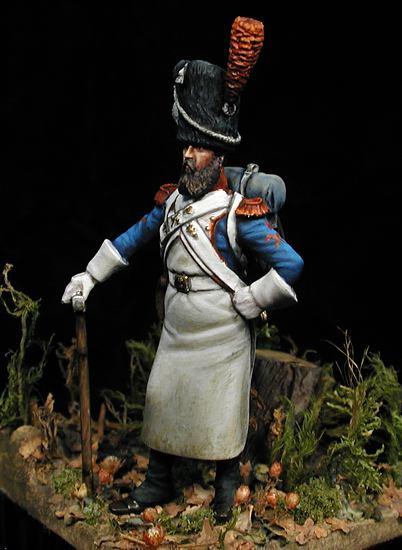 Zapador 42 Regimiento de Línea, 1809