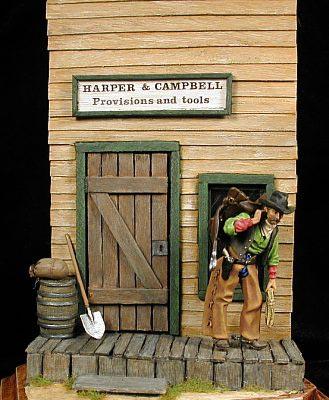 Cowboy, 1879