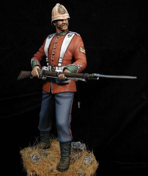 Corporal William Allen, 1879