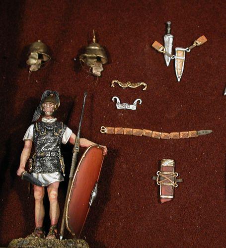 Panoplia Romana, 47 AC