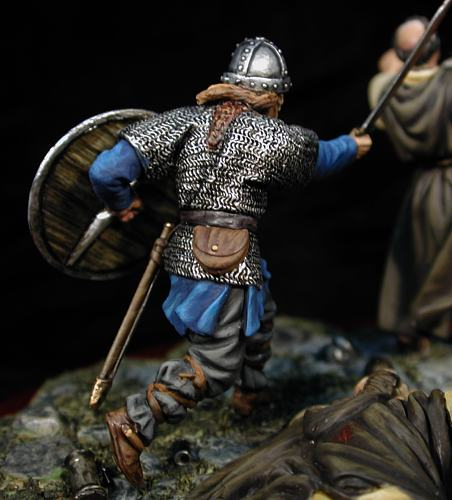 Glendalough Raid Vikingo, 853