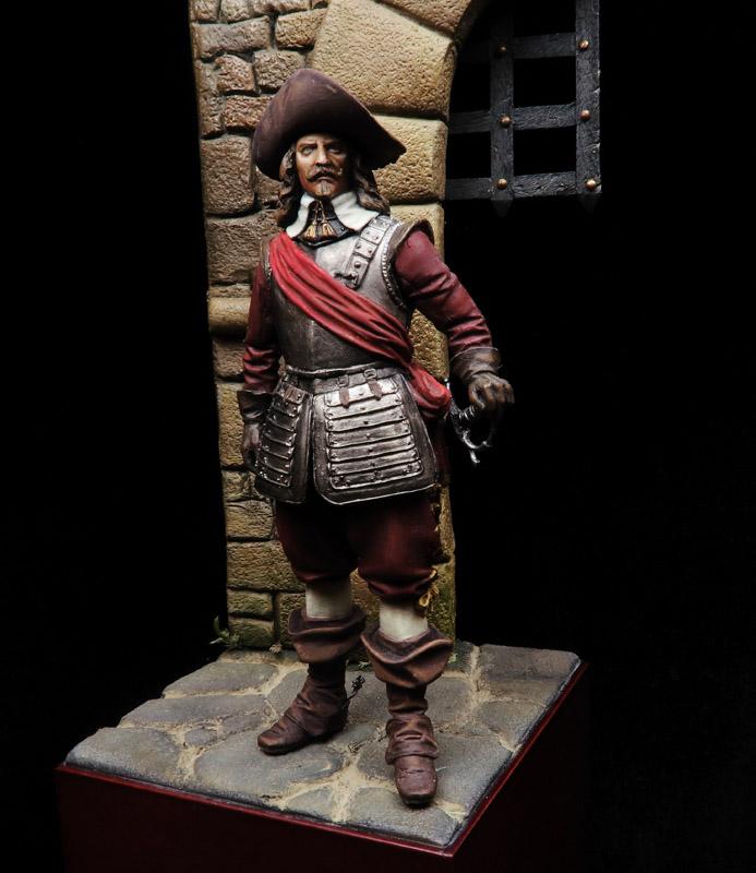 El Capitán S.XVII