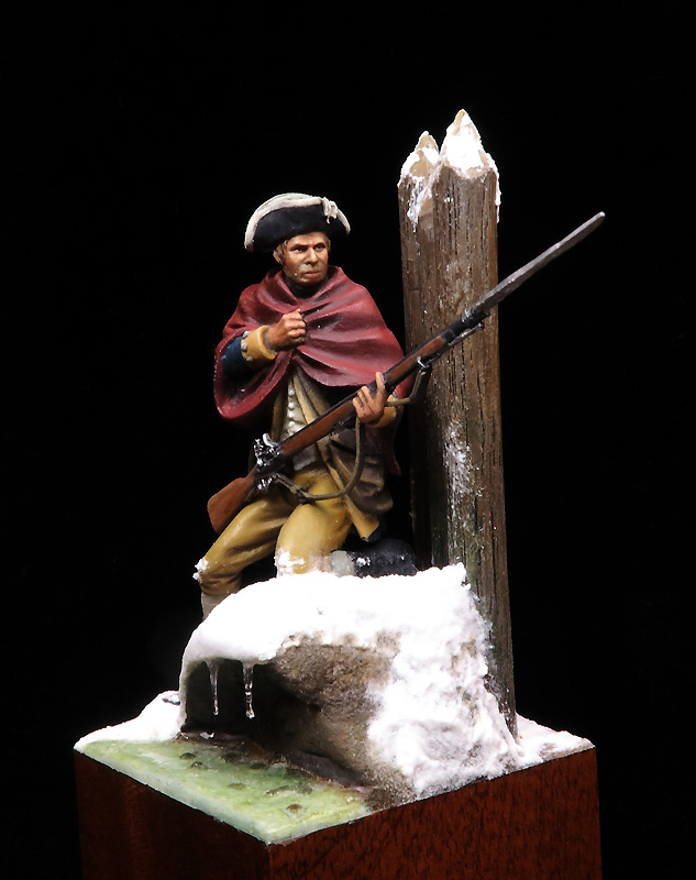 Soldado Ejército Continental
