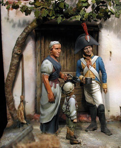 La Venta de Bailén, 1808