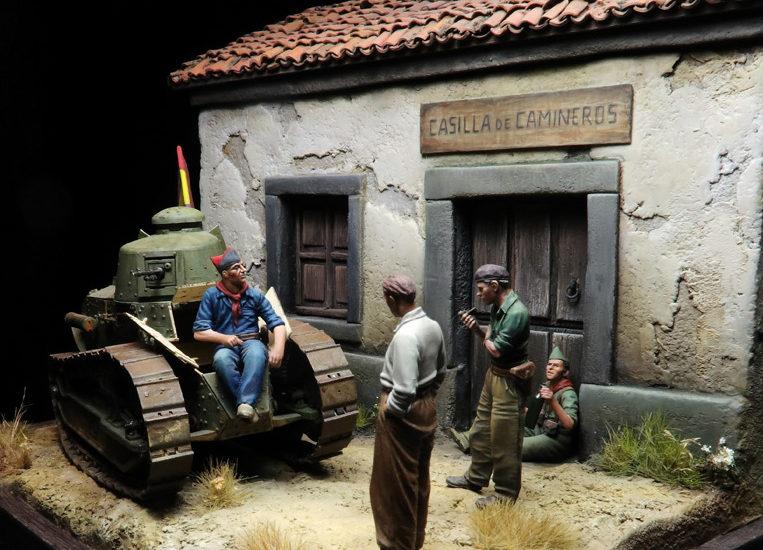 Alto del León. Agosto 1936 – II