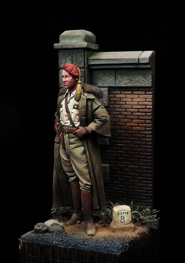 Teniente Coronel Habilitado del Requeté (1936-1939)