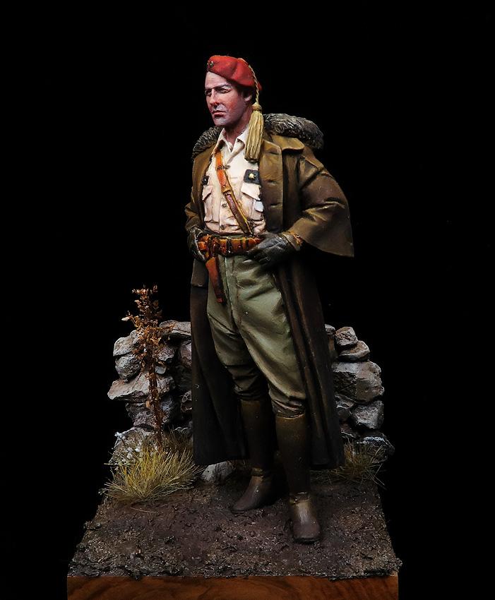 Teniente Coronel del Requeté. 1936-39