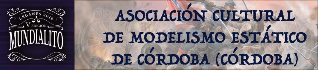 01.Asociación Cultural de Modelismo Estático de Córdoba (Córdoba)