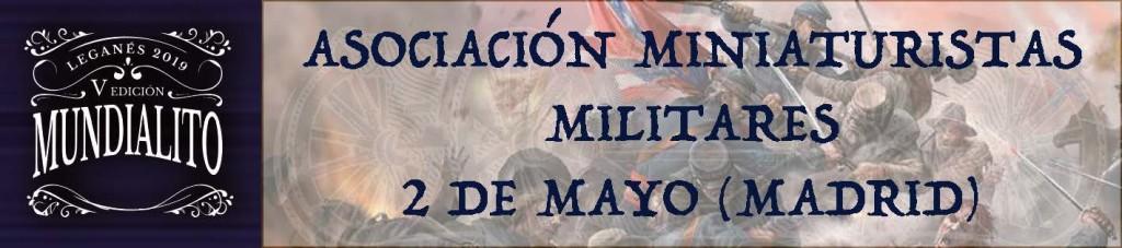 04.Asociación Miniaturistas Militares 2 de Mayo (Madrid)